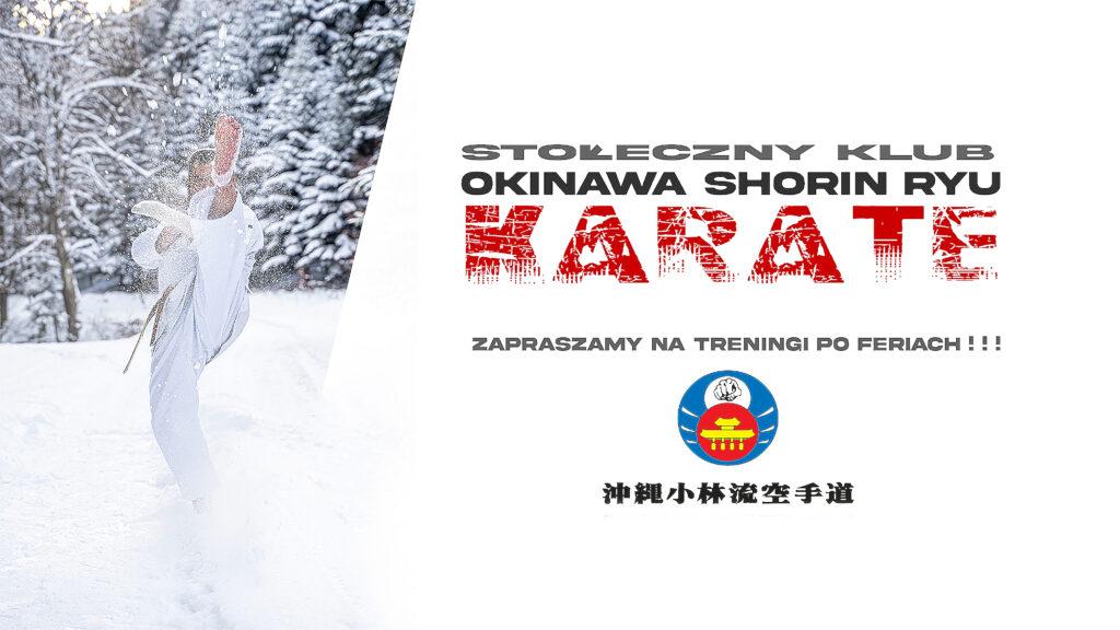 stołeczny klub Okinawa karate; karate